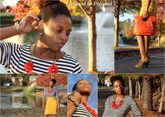 Fashion Refined ~ Stripes & Links » Refined & Polished