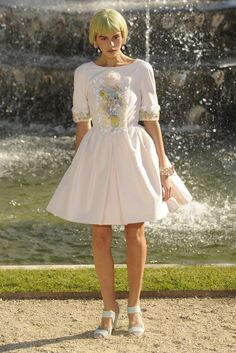 Chanel Resort 2013 | Photo by Giovanni Giannoni