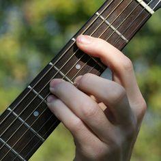 Si mineur : position de doigts