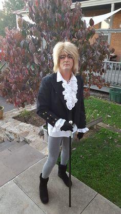 Goblin King, Costume Makeup, Diy Makeup, Ruffle Blouse, Costumes, Halloween, Fun, Tops, Women