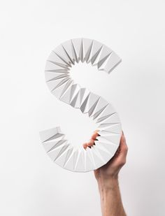 "Stock­holm-based studio BVD produced a fantastic origami-shaped ""S"" as part of their identity work for Design S, the Swedish design awards.  ""This years Design S is designed from swedish paper ori­gin in the swedish tree and estab­lished to pre­miere the swedish design elite.""  ""It's customary at the annual Swedish design awards, Design S, for a three-dimensional S to be awarded to the finest of Scandinavian practitioners; and it's always made from traditional Swedish materials. Previous…"