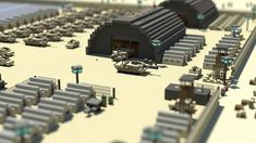 Military base Minecraft Project (:Tap The LINK NOW:) We provide the best essential unique equipment and gear for active duty American patriotic military branches, well strategic selected.We love tactical American gear Minecraft Cheats, Minecraft Plans, Minecraft Tutorial, Minecraft Blueprints, Minecraft Images, Minecraft House Designs, Minecraft Creations, Minecraft City Buildings, Minecraft Architecture