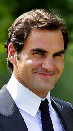 Roger Federer =