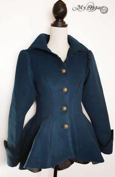 Boléros & Vestes - site My Oppa Steampunk, Blouse, Coat, Long Sleeve, Sleeves, Jackets, Women, Fashion, Boleros