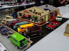 Photo: Howard Cohen : NNL Detroit 2014 : Dodge Garage