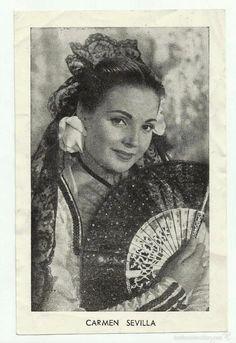 CANCIÓN Y FOTOGRAFÍA DE *CARMEN SEVILLA*. AÑO 1960. - Foto 1