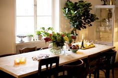 Elsa Billgren's new Stockholm kitchen