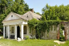 Polish Manor Houses - Polskie dworki Old Houses, Manor Houses, The Beautiful Country, Future House, Interior Architecture, Decoration, Gazebo, Sweet Home, Cottage