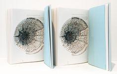 Book & paper sculptures by Noriko Ambe