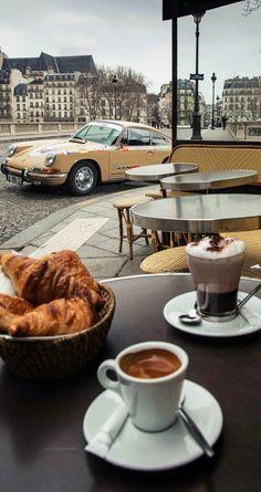 Paris Café- LadyLuxury7