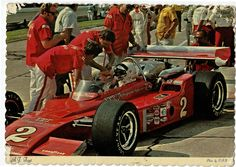 1972 Indy 500 Race Cars | Indy Driver of the Day: A.J. Foyt