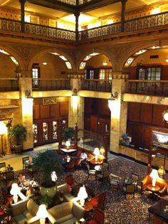 Brown Palace Hotel Atrium