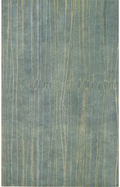 $5 Off when you share! Capel Fingerling 3284 China Blue Rug