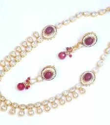 Buy Royal elegant bridal wear set 1087 bridal-set online