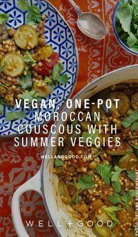 Vegan One Pot Recipe