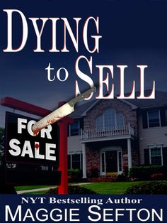 On top of that---my Ebook release on Amazon, Barnes & Noble, and all other formats of my amateur sleuth mystery DYING TO SELL came out this last January. This was previously pubbed in hardcover & paperback by two publishers. See how easy it is to become confused?