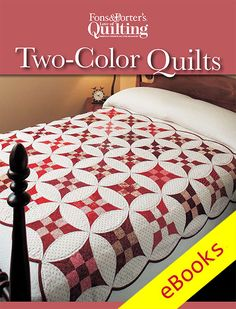 - Two-Color Quilts eBook