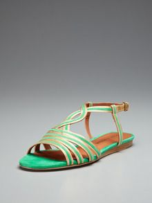 Farida Sandal by Pour La Victoire up to 60% off at Gilt