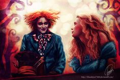 Mad Hatter (Johnny Depp) images Mad Hatter HD wallpaper and ...