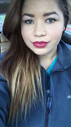Roseberry! Get your perfect shade at www.senegence.com/lipsfordays #lipsense #lipsfordays #makeup #alldayeveryday #vegan #glutenfree #leadfree #waxfree #makeupaddict #salons #boutiques #nongmo #smudgeproof #waterproof