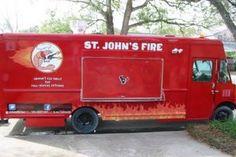 St. John's Fire Food Truck