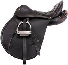 EquiRoyal Comfort Trail Saddle | ChickSaddlery.com