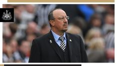It is with disappointment that we announce manager Rafael Benítez will leave Newcastle United upon the expiry of his contract on June Football Troll, World Football, Mike Ashley, Newcastle United Fc, Fan Picture, Best Sites, Disappointment, Premier League, Management