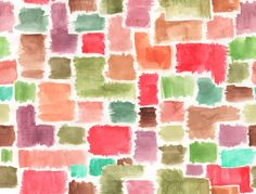acuarela:  Squares--but not always....