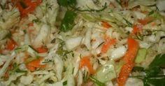 Ez a hamis krémtúrós recept eddig senkinek nem okozott csalódást Veggie Recipes, Salad Recipes, Cooking Recipes, Pickling Cucumbers, Hungarian Recipes, Finger Foods, Cabbage, Bacon, Food Porn