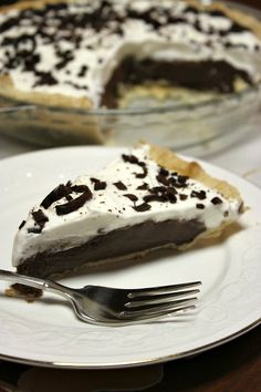 Chocolate Cream Pie 8