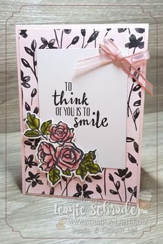 Today I have a sneak peek from the Occasions Catalogue using Petal Passion Suite from Stampin' Up! Available 3rd January 2018