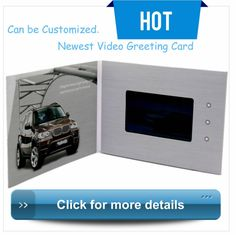 Newest video brochure for company's product,Video cards for advertising,Video greeting card http://www.tuberads.com
