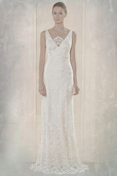 e8a016acc4 33 Best v neck wedding dress images
