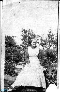 arkiv.dk | Sidsel Snabe, født 25.08.1850 i Hove sogn, Højlandvej 5, 1932-36