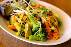 3 Salad Recipes From The Best Macrobiotic Café In LA