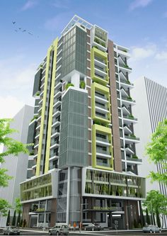 High Rise Apartment Design Exterior student dormitory designs - google search | architecture