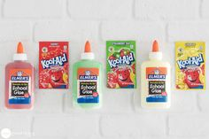 10 Surprising Things You Can Do With A Packet Of Kool-Aid - One Good Thing by Jillee