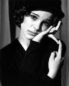 Natalie Portman. Photo by Bruce Weber. °