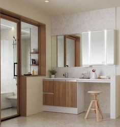 シーライン530 セットプラン例 Simple House, Laundry In Bathroom, Washroom, House Bathroom, Paint Colors For Living Room, House Interior, Residential Interior Design, Bathroom Design, Residential Interior