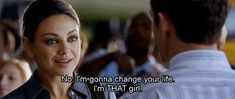 This has to be my favorite quote from this movie Movie: Friends with Benefits