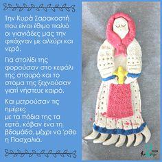 Greek Easter, Lent, Teaching Kids, Crochet Hats, Traditional, Cool Stuff, Children, Crafts, Blog