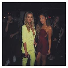 Lauren you hottie  and always so lovely too! Last night at @inthestyleuk summer party #itssummerparty