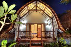 Accommodation on Gili Trawangan The Yoga Garden, an oasis of calm in the heart…