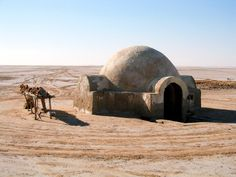 The Abandoned Star Wars Sets of Tatooine, Mos Espa, and the Lars Homestead – Abandoned Playgrounds