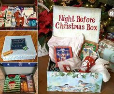 Night Before Christmas Box The WHOot