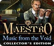 Maestro 3: Music from the Void Collector's Edition iPad