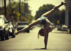 Ok, can I just like steal her flexibility!!!!! More inspiration at: http://www.valenciamindfulnessretreat.org