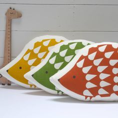 hedgehog cushion by robin & mould | notonthehighstreet.com