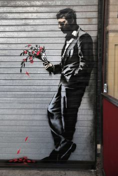 Bansky - Hell's Kitchen, New York...