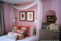 our san francisco light pink bedroom, bedroom ideas, home decor, painting